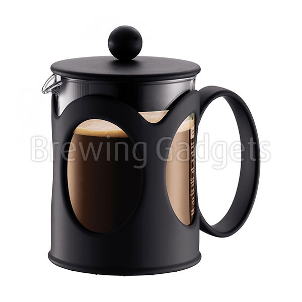 4 Cup Kenya Coffee Maker