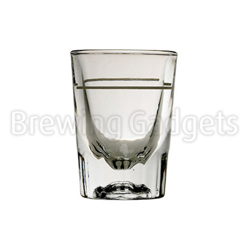 Espresso Supply 2oz Shot Glass