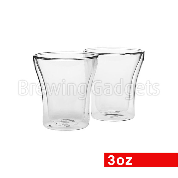 Bodum Assam Double Wall Thermo-Glass 3oz