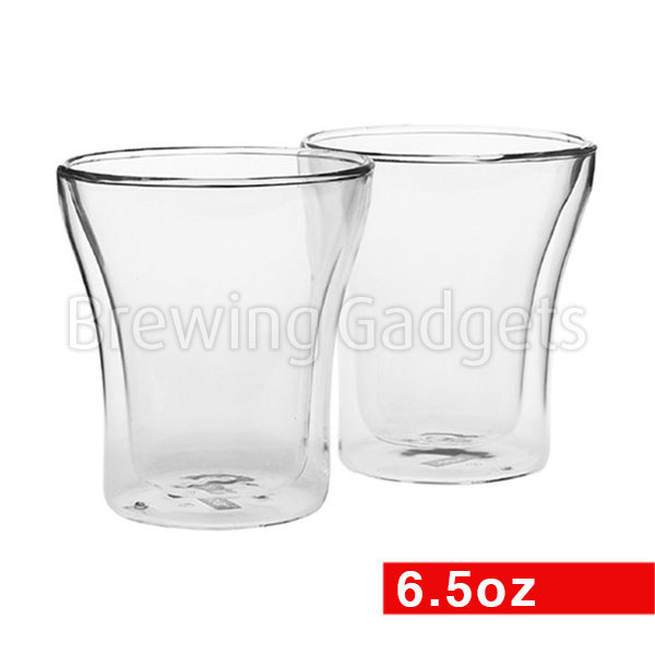 Bodum Assam Double Wall Thermo-Glass 6.5oz