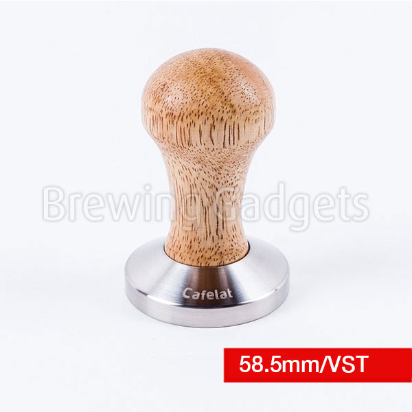 Espresso Tamper - Rubber Wood 58.3mm