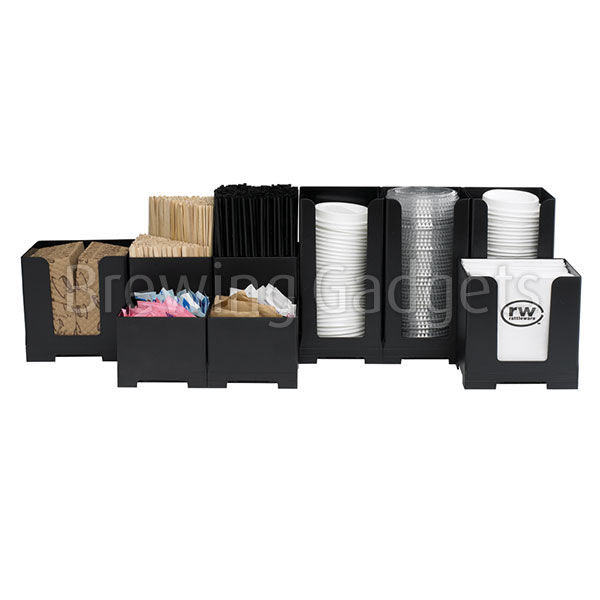 Rattleware Snap Bin Complete Cafe Kit