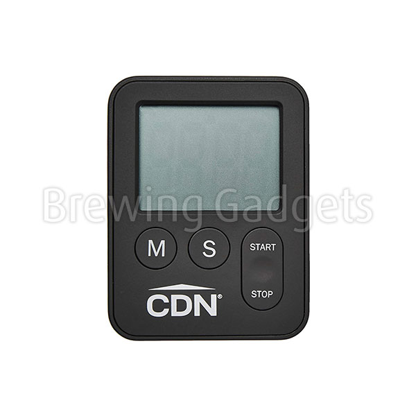 CDN Mini Timer, Black