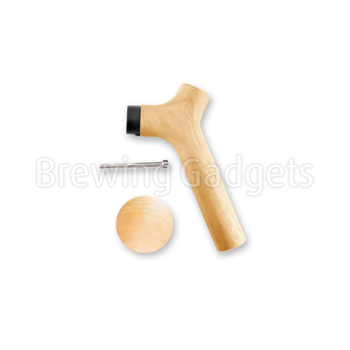 Fellow Stagg Wooden Maple Handle and Lid Pull Kit