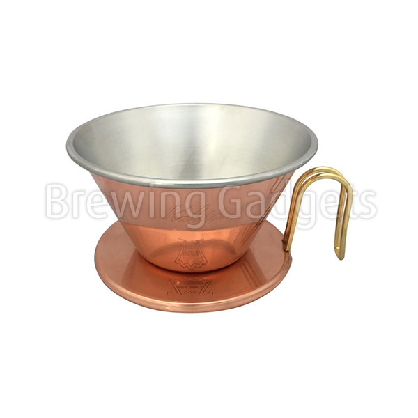 Kalita WDC-185 Copper Wave Dripper