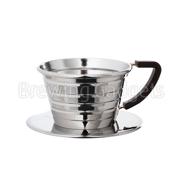 Kalita Wave 155 Stainless Steel Dripper