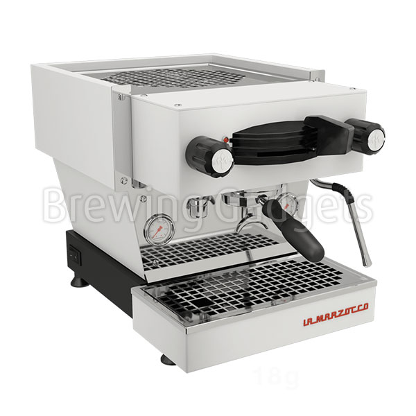 La Marzocco Linea Mini White - With New Prosteam & IOT Technology