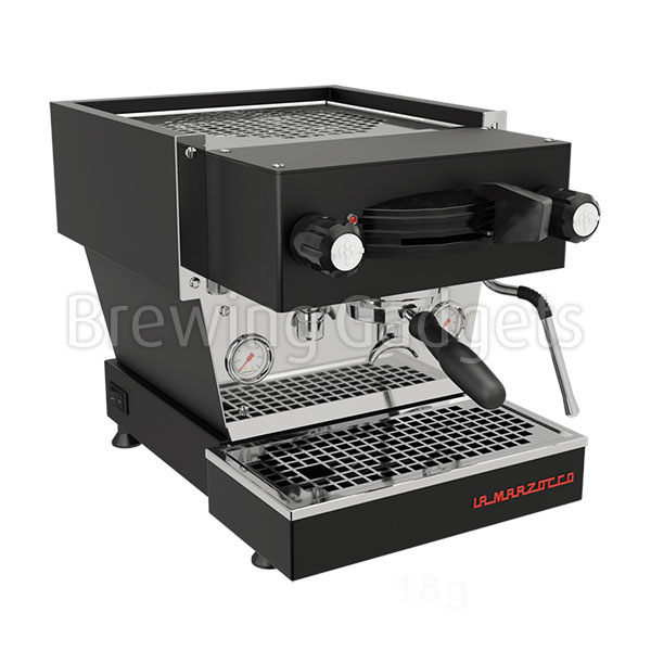 La Marzocco Linea Mini Black - With New Prosteam & IOT Technology