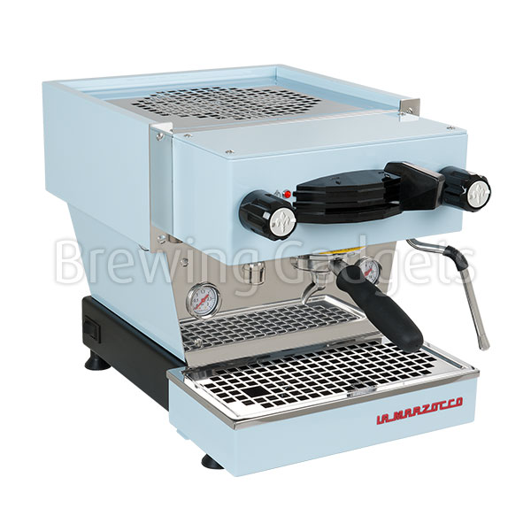 La Marzocco Linea Mini Blue - With New Prosteam & IOT Technology