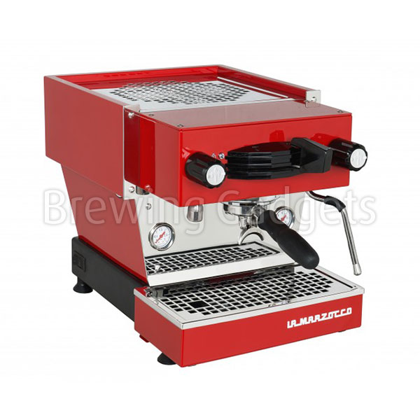 La Marzocco Linea Mini Red - With New Prosteam & IOT Technology
