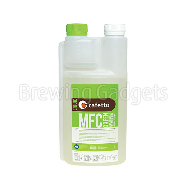 MFC Green, Milk Frother Cleaner For Organic Systems