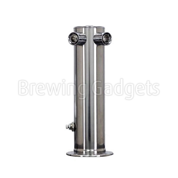 EBS Nitro Dual Faucets Tower (1+1)