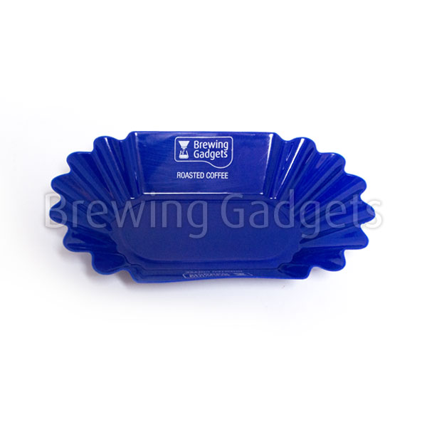 BG Oval Bean Tray - Blue - 12pcs