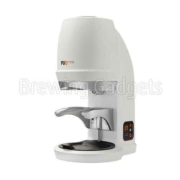 Puqpress Q2 Precision Automatic Tamper White