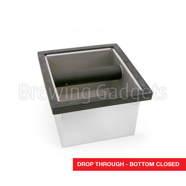 Rattleware Knock Box - Bottom Closed, 15.24x13.97x10.16 cm