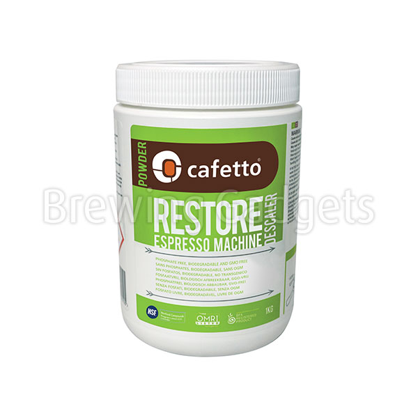 Restore Descaler Powder - 1kg jars