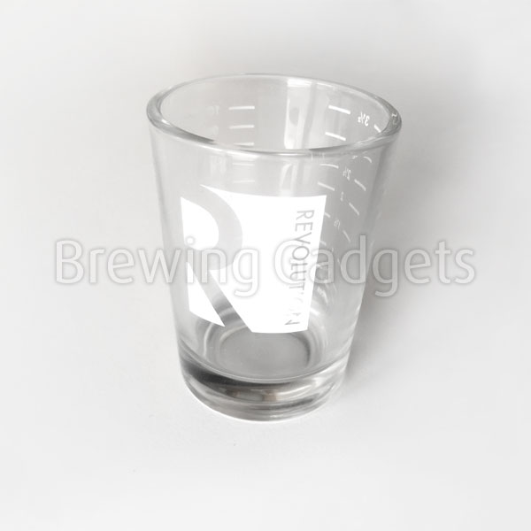RW / Revolution Shot Glass - 4 oz
