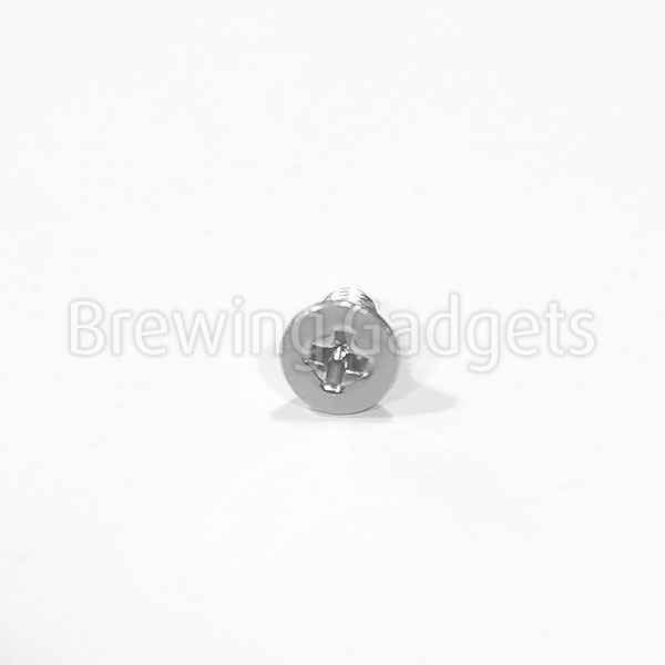 TSP TCR STAINLESS STEEL SCREW M3x6