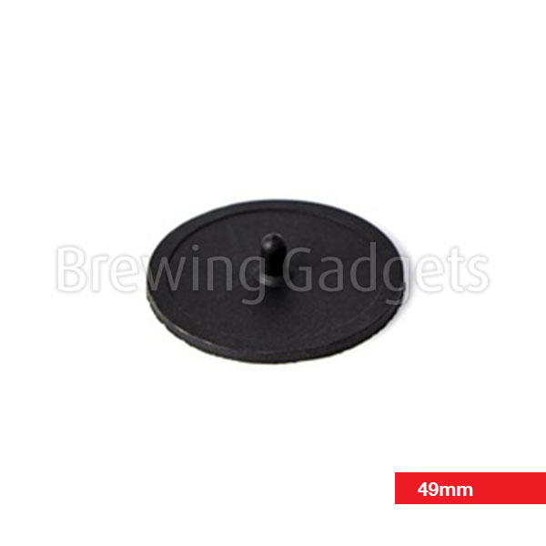 Krome Universal Rubber Blanking Disc – 49mm