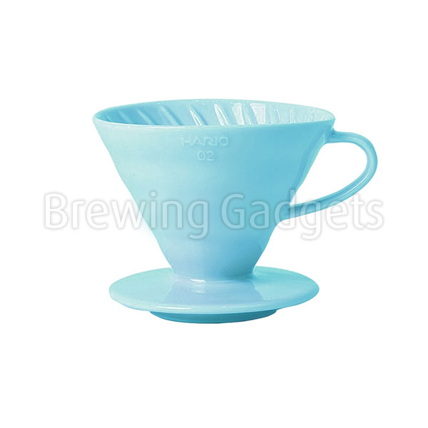 Hario V60-02 Ceramic - Light Blue