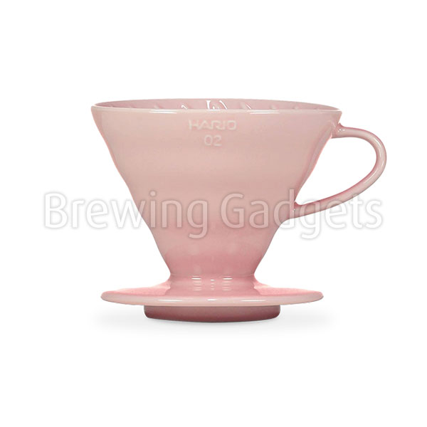 Hario V60-02 Ceramic - Light Pink