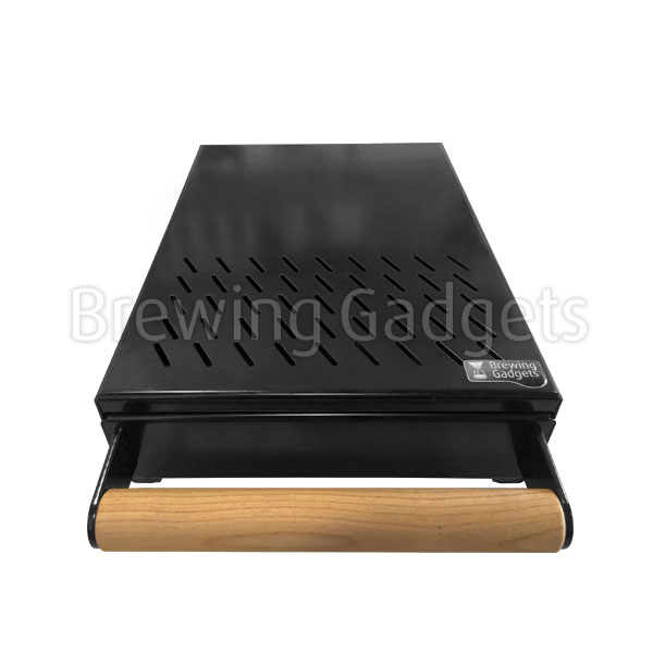 BG Wood Handle Drawer Knock Box