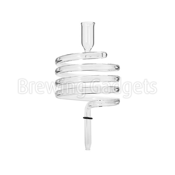 Yama Replacement Glass Coil For 25-cup Cold Drip Towers