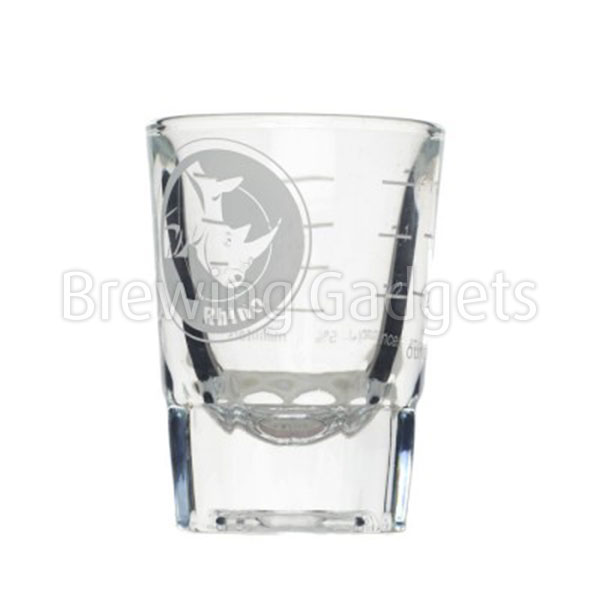 Rhino Espresso Shotglass 2oz/600ml