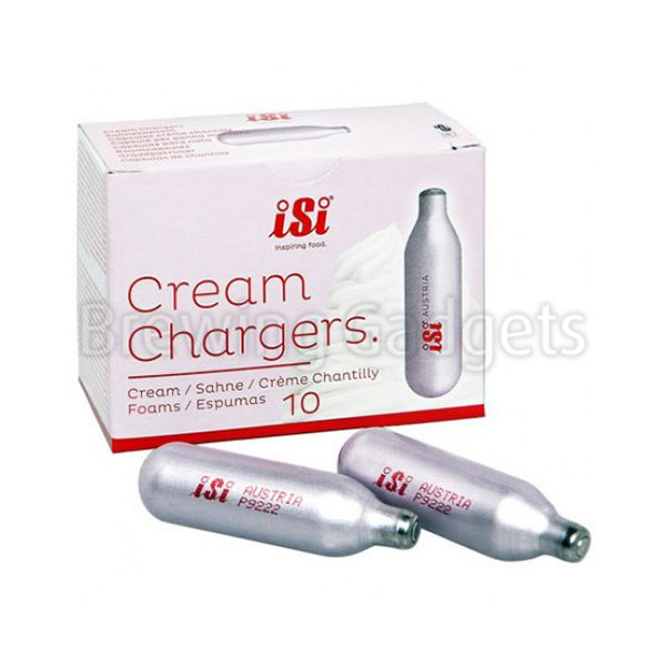 iSi Cream Chargers