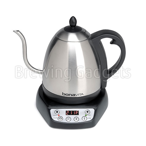 Bonavita 1L Gooseneck Variable Temp Kettle