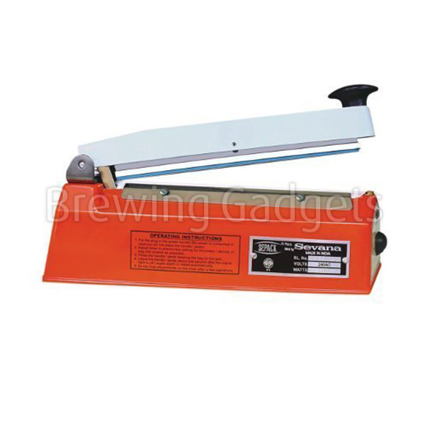 Sepack Hot Bar Bag Sealing Machine