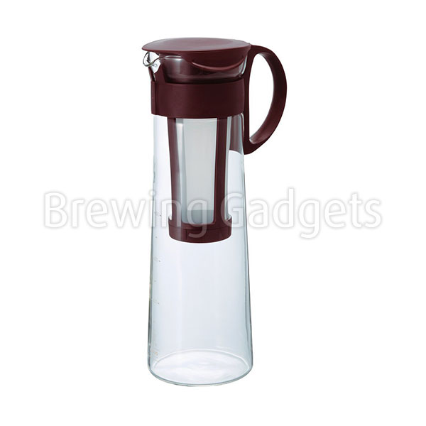 Hario Mizudashi Cold Brew Coffee Pot Brown 1000ml
