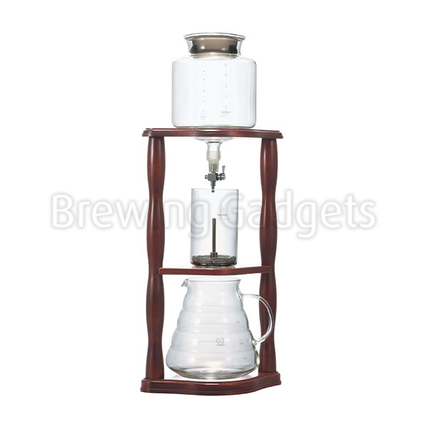 Hario Cold Water Drip Tower-Wood