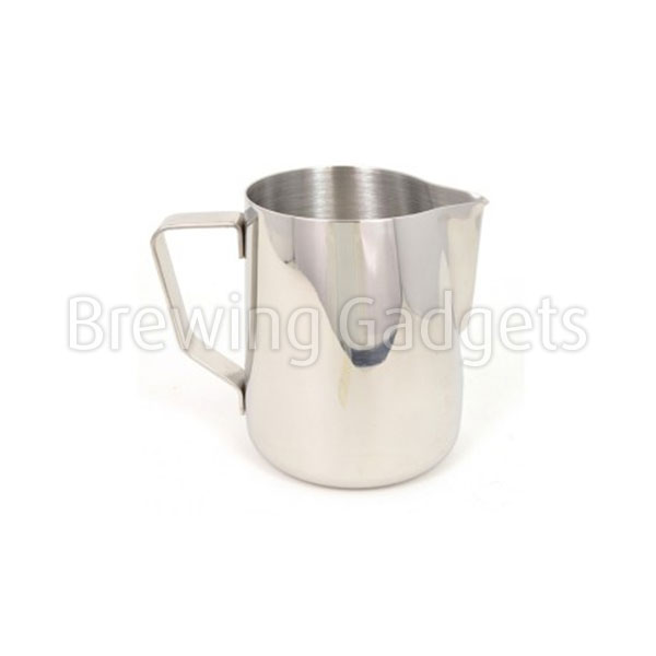 12oz/360ml - Rhino Coffee Gear Professional Milk Pitcher