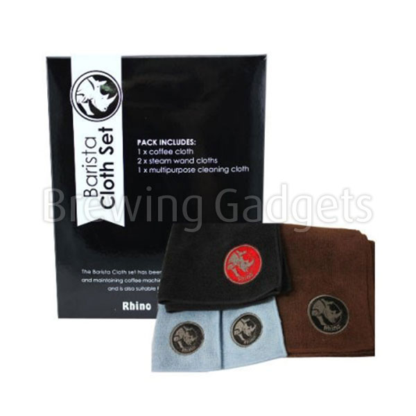 Rhino Barista Cloth Set