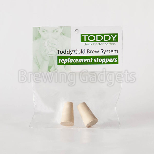 Toddy Replacement Rubber Stoppers